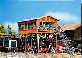 Faller Overhead Signal Tower Constance Kit HO Scale Model Railroad Building #120122