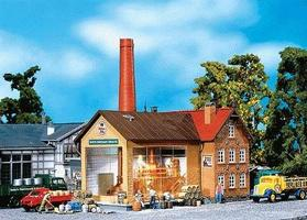 Faller Brewery HO Scale Model Railroad Building #130960