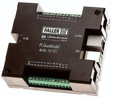 Faller Car System PC Computer Interface Module HO Scale Model Electrical #161351