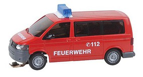 Faller VW Fire Brigade w/Lights