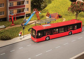 Faller Car Sys Bus Stop Set