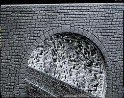 Faller Rock Structure Tunnel Tube HO Scale Model Railroad Tunnel #170886