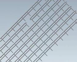 Faller Iron Railing Fence HO Scale Model Railroad Building Accessory #180403