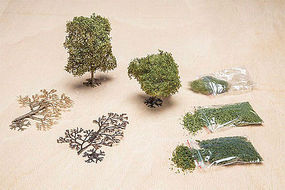 Faller DIY Plane Tree Kit 95mm Model Railroad Tree #181105