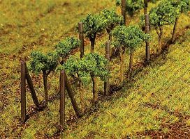 Faller Vines (24) Model Railroad Grass Earth #181254