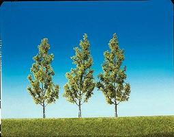 Faller White Birch Top Series Trees (3) 13cm HO Scale Model Railroad Tree #181372