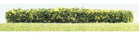 Faller Flowering Yellow Hedges (3) HO Scale Model Railroad Scenery #181399