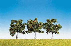 Faller Apple Fruit Trees (3) Model Railroad Tree #181403