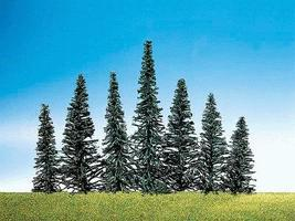 Faller Assorted Fir Trees (50) Model Railroad Tree #181464