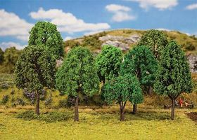Faller Mixed Forest Trees (20) Model Railroad Tree #181477