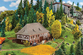 Faller Kurnbach Farmhouse N Scale Model Railroad Building #222359