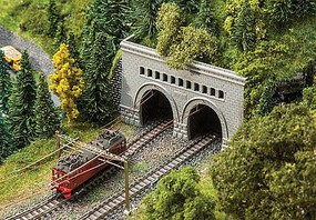 Faller Simplon Tunnel Ports - N-Scale