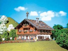 Faller Alpine Farm House N Scale Model Railroad Building #232232