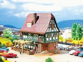 Faller Rothenburg Inn N Scale Model Railroad Building #232282