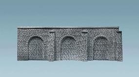 Faller Arcades w/Pillars (Natural Stone & Corbel Stone) N Scale Model Railroad Scenery #272644