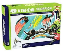 4D-Vision Scorpion Anatomy Kit