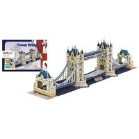 Firefox Tower Bridge 41pcs 3D Jigsaw Puzzle #bd-b028
