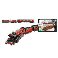 Firefox Train with Steam Locomotive 201pcs 3D Jigsaw Puzzle #bd-t003t