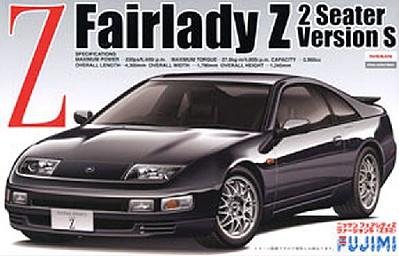 Fujimi Nissan Fairlady Z 2 Seater Version S 2 Dr Sports Car