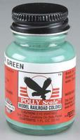Floquil (bulk of 6) 1oz. Bottle Polly Scale Acrylic GN Glacie Green (D)