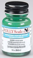 Floquil (bulk of 6) 1oz. Bottle Polly Scale Acrylic Signal Green (D)