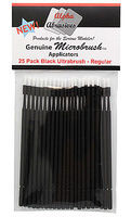 Flex-I-File MICRO BRUSHES Ultra 25pak Blk