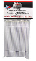 Flex-I-File MICRO BRUSHES S Fine 100pk Wht