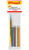 Flex-I-File Magic Brushes 15 Assorted