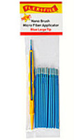 Flex-I-File Nano Brushes Blue Large Tip