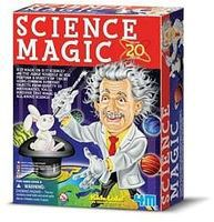 4M-Projects Science Magic Tricks Set Educational Science Kit #3397