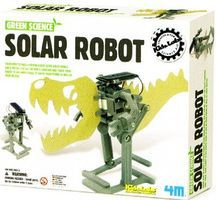 4M-Projects Solar Robot Green Science Kit Science Engineering Kit #3797