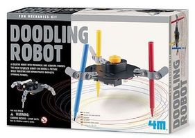4M-Projects Doodling Robot Kit Science Engineering Kit #4575