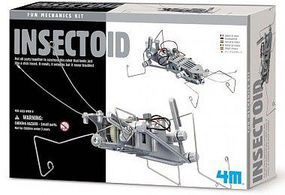 4M-Projects Insectoid Mechanical Kit Science Engineering Kit #4578