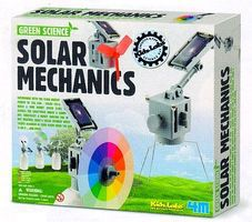 4M-Projects Solar Mechanics Green Science Kit Science Experiment Kit #4629