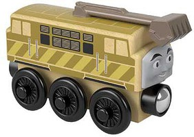Fisher-Price Thomas Wood Engine Diesel 10