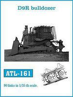 Fruilmodel 1/35 D9R Bulldozer Track Set (90 Links)