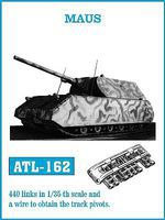 Fruilmodel 1/35 Maus Track Set (440 Links)