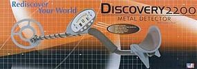BountyHunter Discovery 2200 Metal Detector