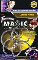 Fantasma Linking Rings with DVD Magic #509dv
