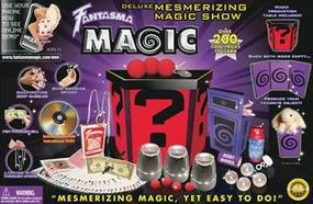 Fantasma Mesmerizing Magic Show 200+ Tricks with DVD Magic #810ms
