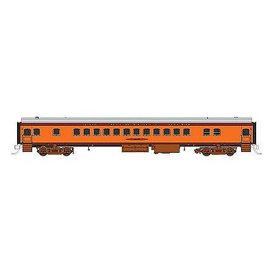 Fox Valley Models 1935 Hiawatha Coach Milwaukee Road #4421 -- N Scale Model Train Passenger Car -- #40045