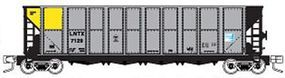 Fox Trinity RD-4 Hopper Alliant Energy LNTX N Scale Model Train Freight Car #83210