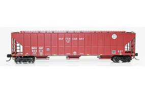 Fox N CVD 4700 HOPPER BNSF 808414