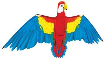 Gayla Industries Macaw Parrot 3D 60 -- Single-Line Kite -- #1323