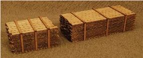 GCLaser 2 x 12 Lumber Load (1 each) 10 & 18 HO Scale Model Railroad Build #113312