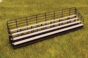 GCLaser Bleachers Kit HO Scale Model Railroad Accessories #1243