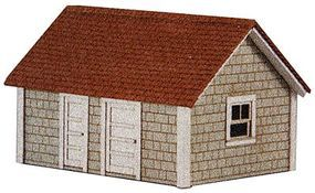GCLaser Well House Kit HO-Scale Model Building #19032