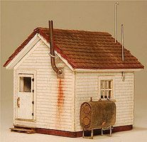 GCLaser West End Shack Kit N-Scale #901