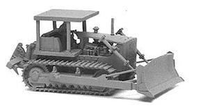 GHQ Caterpillar D8H Bulldozer (Unpainted Metal Kit) N Scale Model Railroad Vehicle #53001