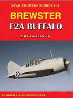 GinterBooks Naval Fighter- Brewster F2A Buffalo